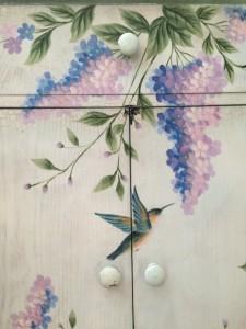 Hummingbird cabinet
