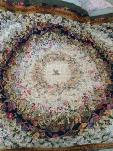 Hummingbird quilt
