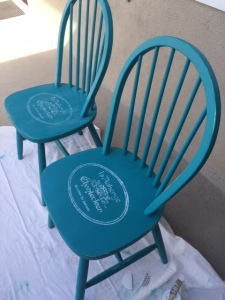 DIY French Country Dining Chairs