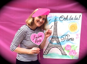 French Photo Booth